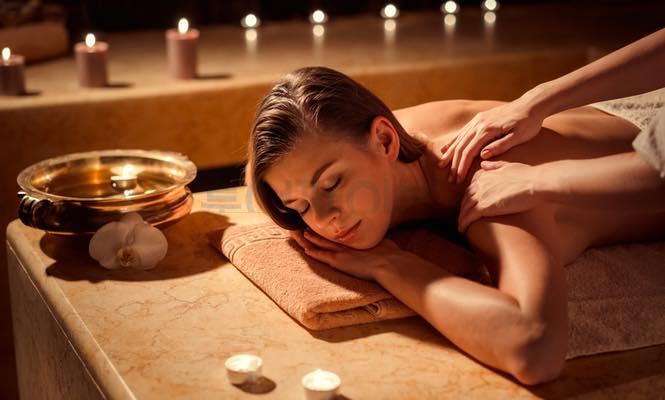 [보라카이 마사지 & 스파] 루나스파 - 인태반 마사지(Placenta Massage) $60