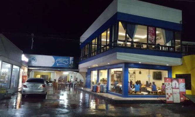 [보라카이 공항라운지] BK 라운지(입장권) + 공항보딩서비스 + 든든한 식사 포함