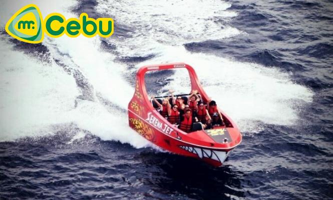 [세부 해양 액티비티] 세부 제트보트 - Jet Boat(최소 2인 탑승)
